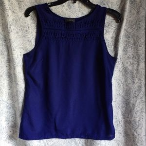 The Limited Royal Blue Top